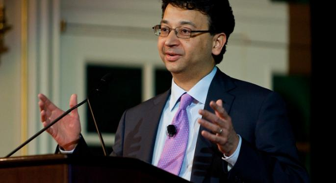 TPG-Axon's Singh Talks Markets on Bloomberg TV