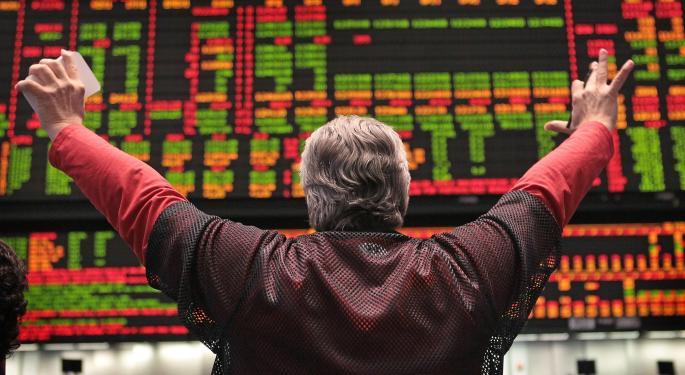 Market Wrap For Tuesday, October 22: Weak Jobs Report Dismisses QE Tapering Concerns