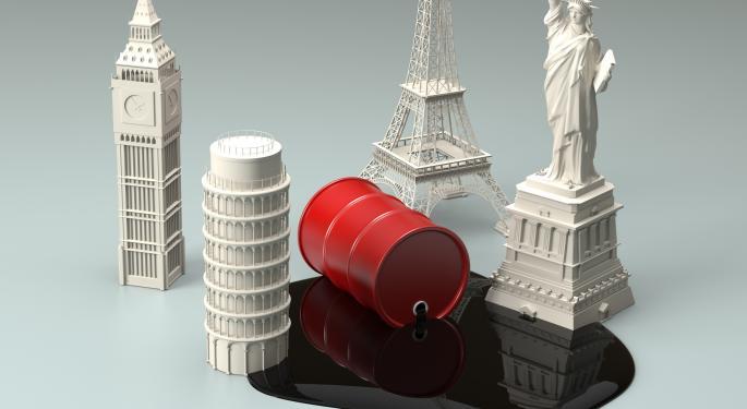 Gulf Oil CEO Joe Petrowski Says Market Supply Will Bring Oil To $50 A Barrel