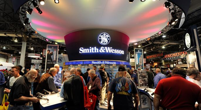 Smith & Wesson Earnings Preview: Have Sales Peaked? SWHC