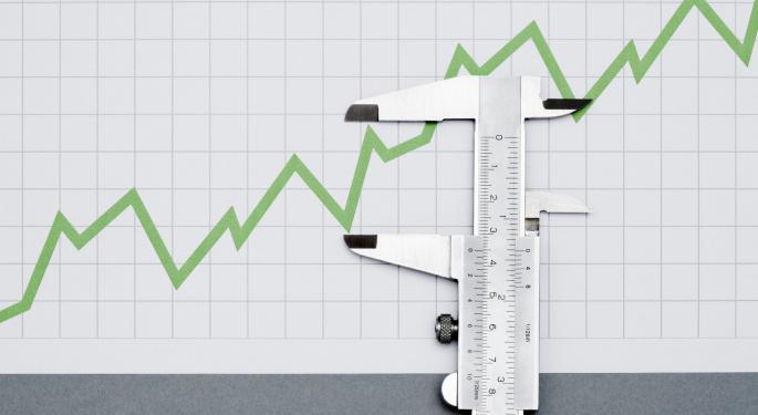 Mid-Morning Market Update: Markets Rise; Saks Posts Wider Loss