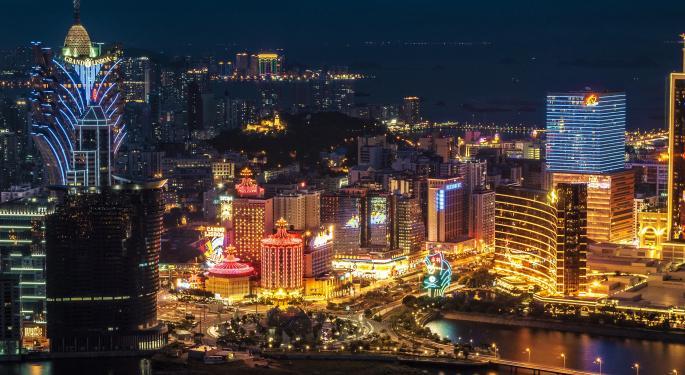 Wells Fargo Warns Further Falls Ahead For Macau Casino Stocks