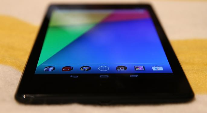 Google's Second-Gen Nexus 7 May Be Limited To 3.5 Million Units GOOG