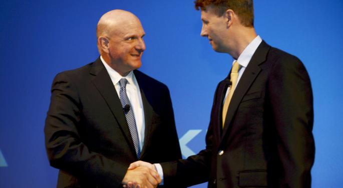 Microsoft Buying Nokia for $7.2 Billion, Here's Why MSFT, NOK