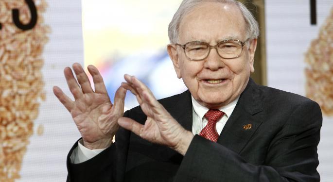 Is Warren Buffett Betting On The NCAA Tournament?
