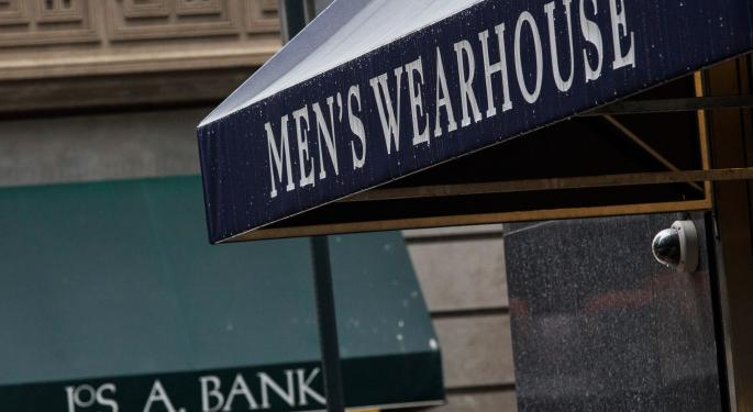 Men's Wearhouse To Acquire Jos. A Bank, Ending Months-Long Feud