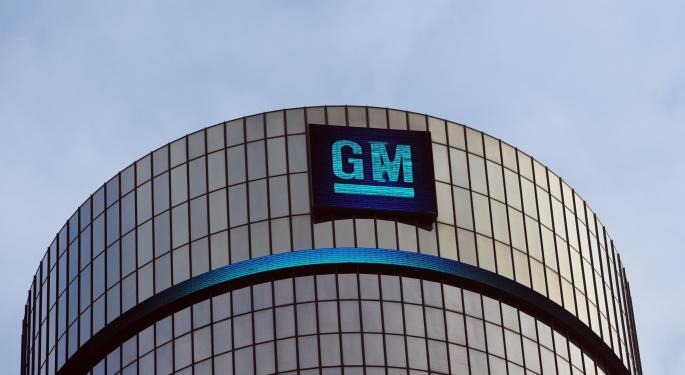 Will General Motors Rebound?