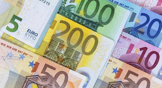Euro Gains Following Fed Announcement