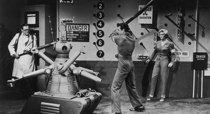 Did Google Acquire Boston Dynamics To Manufacture Killer Robots?