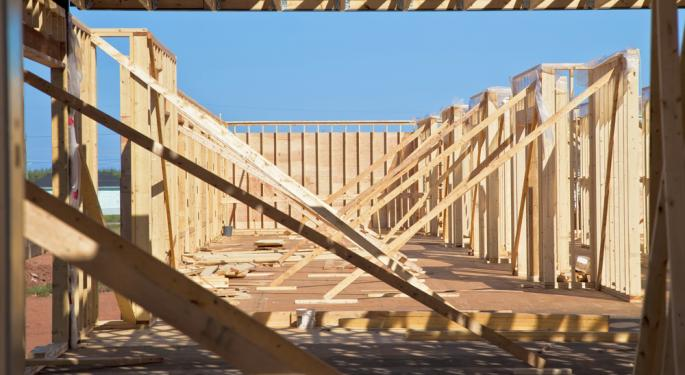 S&P Bearish on Home Builders ETF