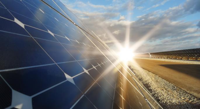 SolarCity Continues Rocket Ride