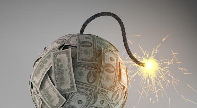 Sense On Cents' Larry Doyle On The Next Financial Crisis