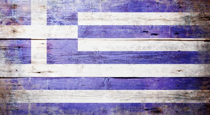Euro Steady Ahead of Greek Vote