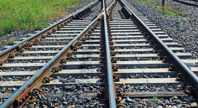 Rail Stocks Earnings In Focus