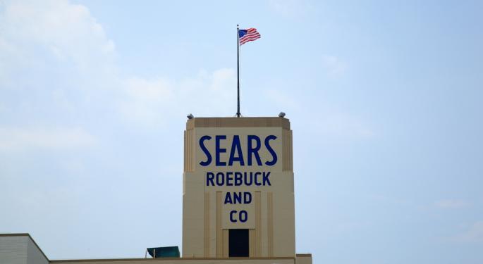 Sears Hit After Eddie Lampert Takes CEO Spot