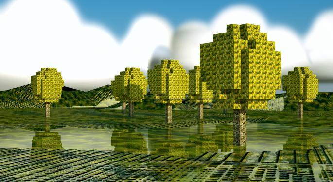 Warner Bros. To Make 'Minecraft' Movie