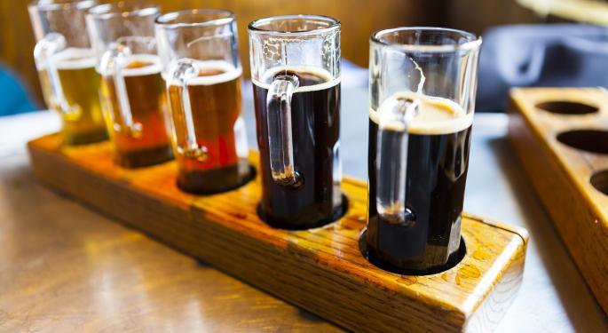3 Reasons Investors Should Toast Small-Cap Beverage Stocks