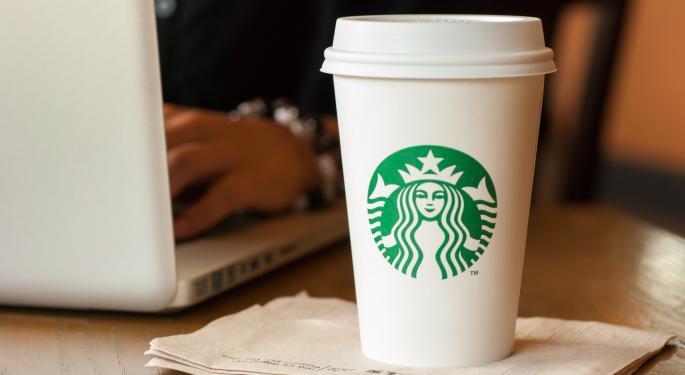 Five Star Stock Watch: Starbucks