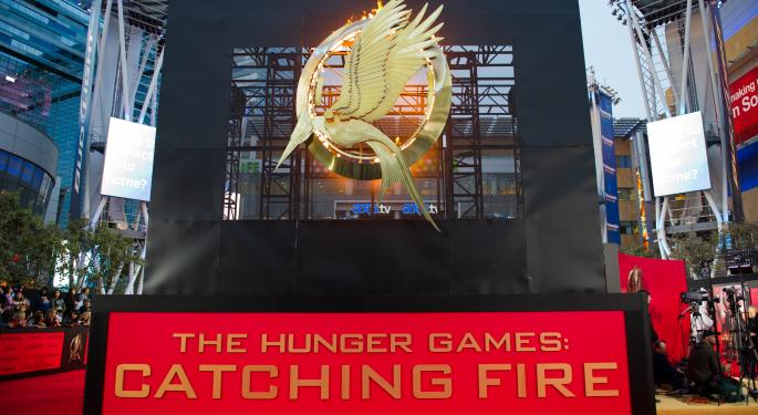 Using Social Media To Cash In On Lionsgate And 'The Hunger Games'