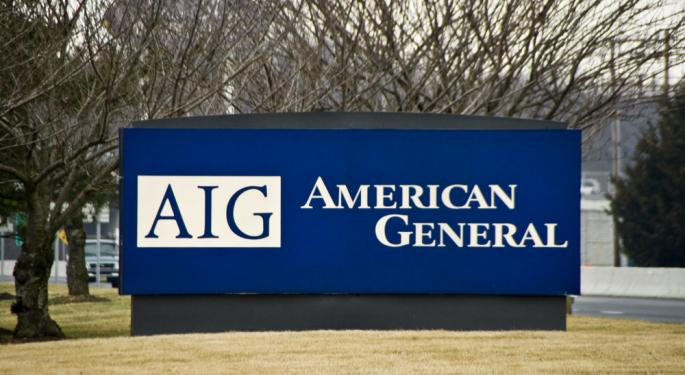 AIG Rallies on Q4 Earnings Results