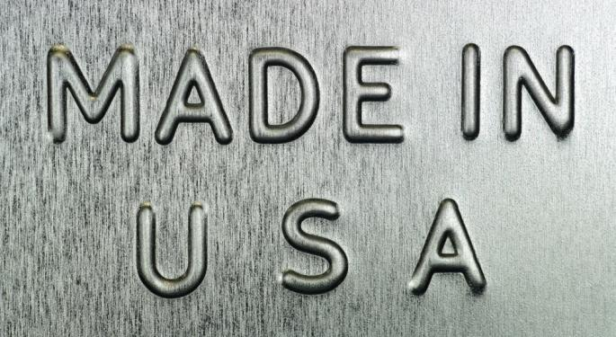 Barron's Recap 1/26/12: Made in America