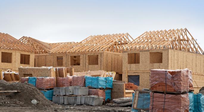 Meritage Homes, NVR See Big Short Interest Swings KBH, MTH, NVR