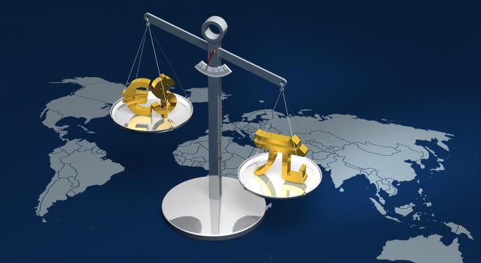 Eurozone GDP Puts Euro Under Pressure