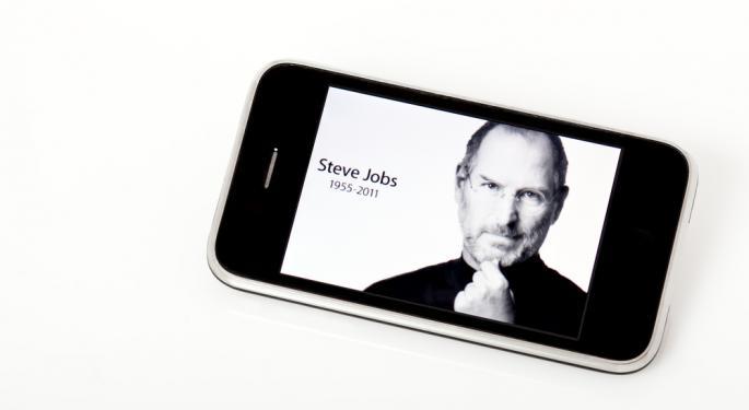 "Apple Jumps After Barron's Calls Shares ""Cheap"""