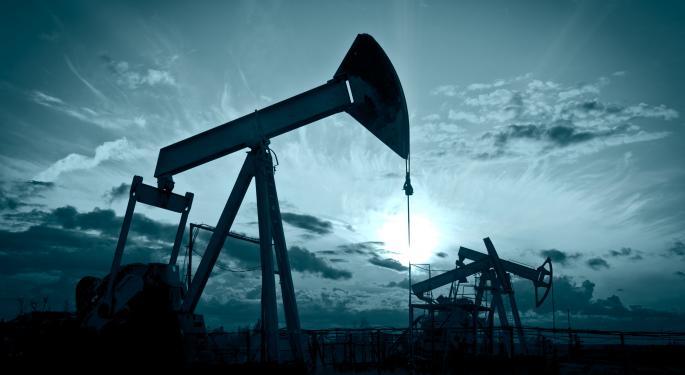 SLIDESHOW: Watch Oil Stocks as Huge Companies Report Earnings COP, XOM, ENB, APA, CHK
