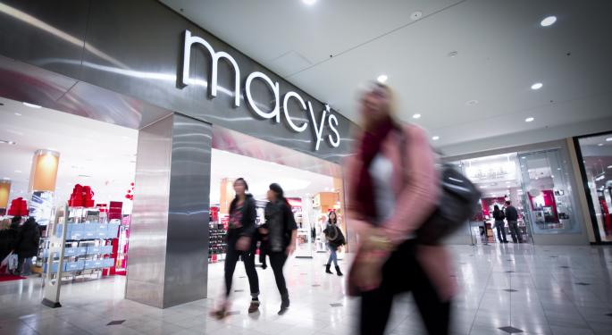 Macy's Reports 20 Percent Increase in Q1 Profit