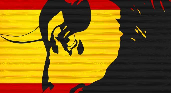 Spain Garners a Bull Call
