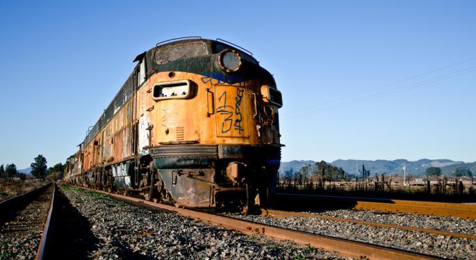 Short Interest in Railroad Stocks on the Rise CNI, CP, KSU