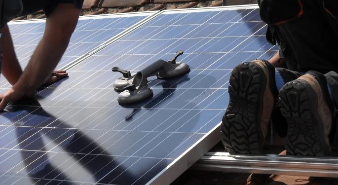 In Solar And Alternative Energy, UBS Likes SunPower