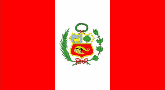 Small-Cap Corner: Peruvian Power