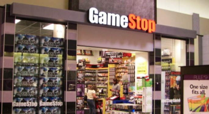 If Amazon Wants a Storefront It Should Buy Gamestop, Not Best Buy