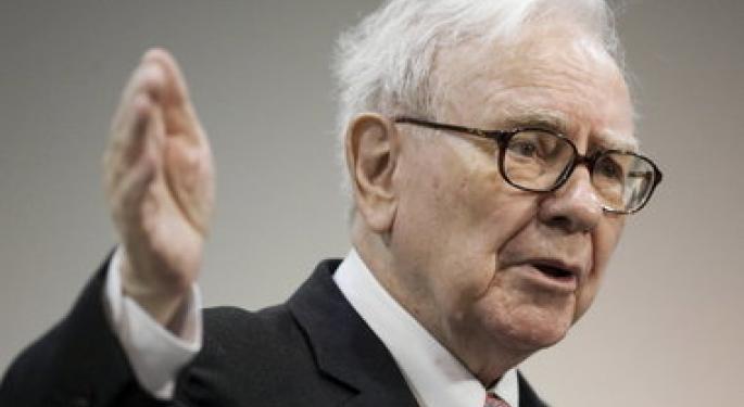 Buffett Drops Intel