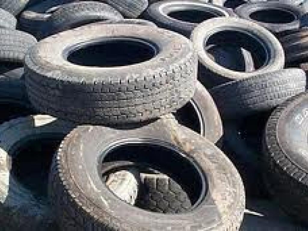 Turning old tires into gold breakthrough in tire for What to do with old tires