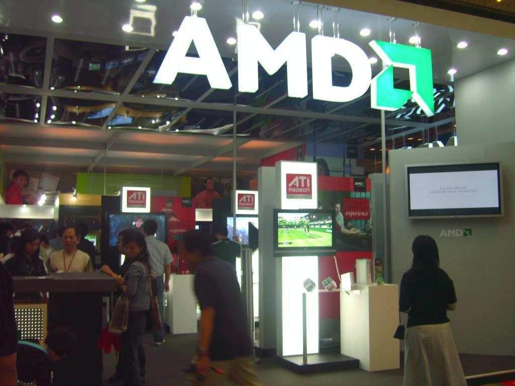 Advanced Micro Devices (NASDAQ:AMD) Getting Somewhat Favorable Media Coverage, Analysis Shows