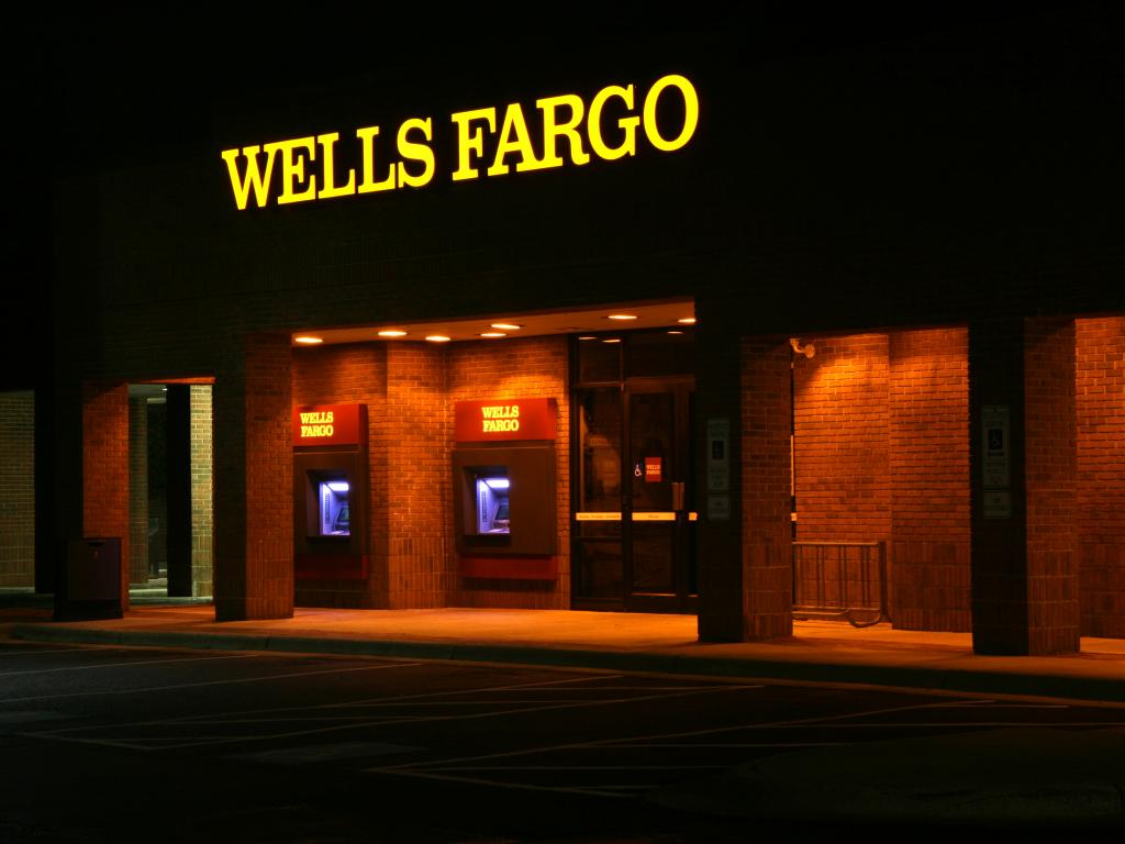Wells Fargo Stock Tumbles After Harsh Penalty From Fed