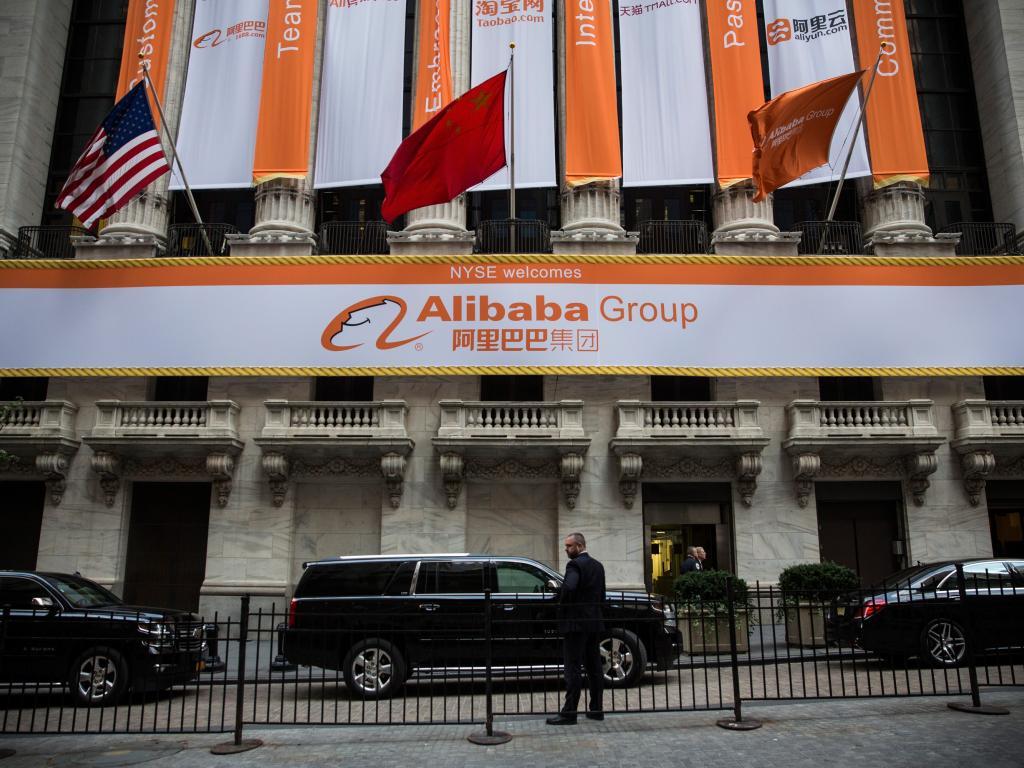 Alibaba ipo why nyse