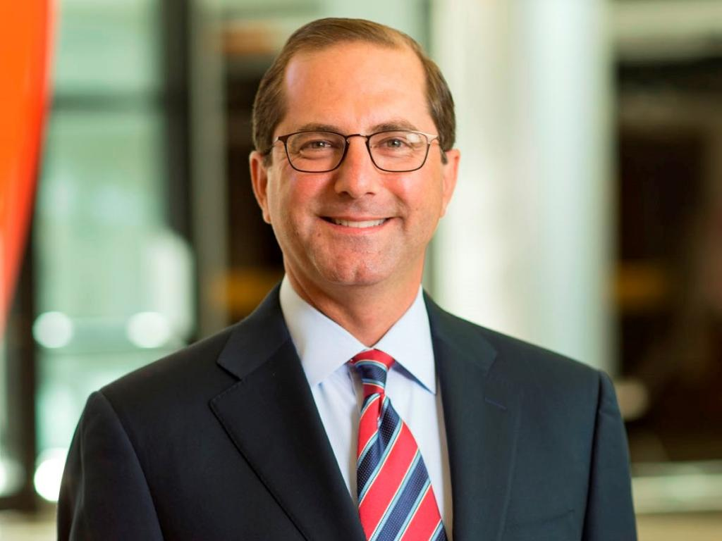 Top Story: Trump's HHS Pick Alex Azar Fits Right In