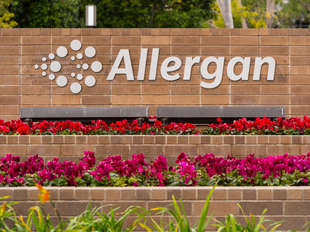 C WorldWide Group Holding AS Sells 3704 Shares of Allergan PLC. (AGN)