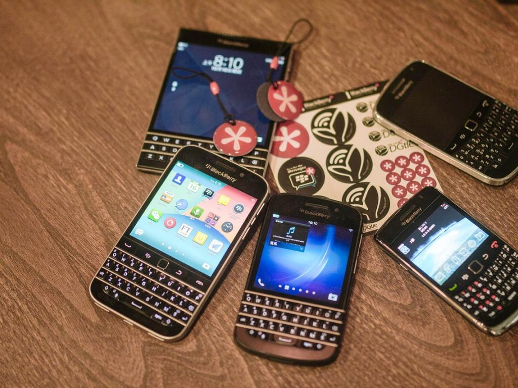 Long term Growth Analysis of BlackBerry Limited (NASDAQ:BBRY)