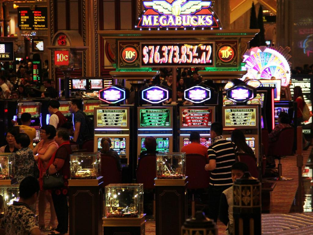 Macau Still Gambling King, Even Without High Rollers