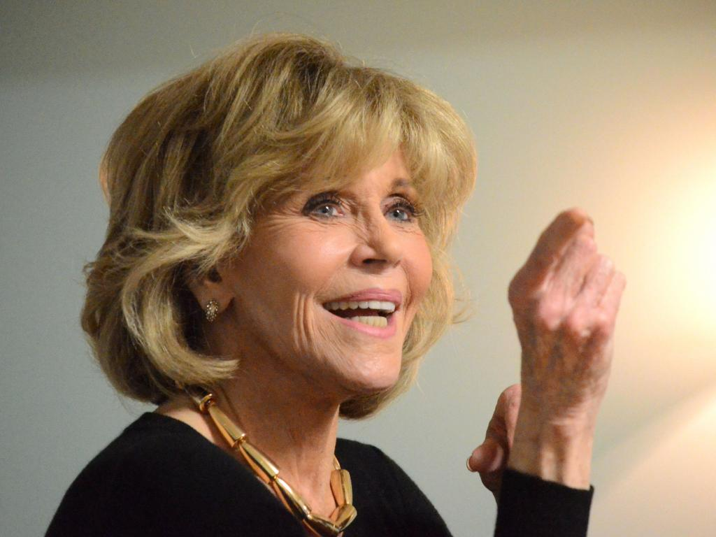 Exclusive: Jane Fonda Talks Activism, President Trump And