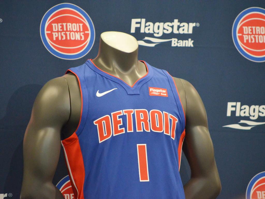 Detroit Pistons jersey ad may cause your eyes to bleed
