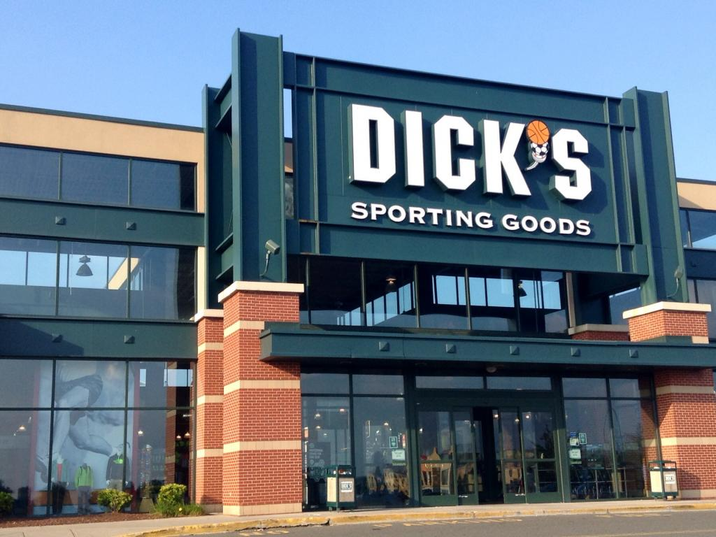 The Dick's Sporting Goods Inc (NYSE:DKS) Raised to