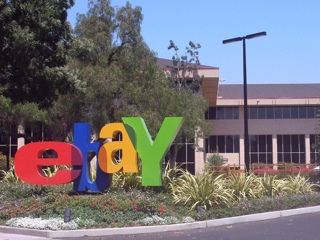 Stock Moving Up in Today's Session: eBay Inc.(NASDAQ:EBAY)