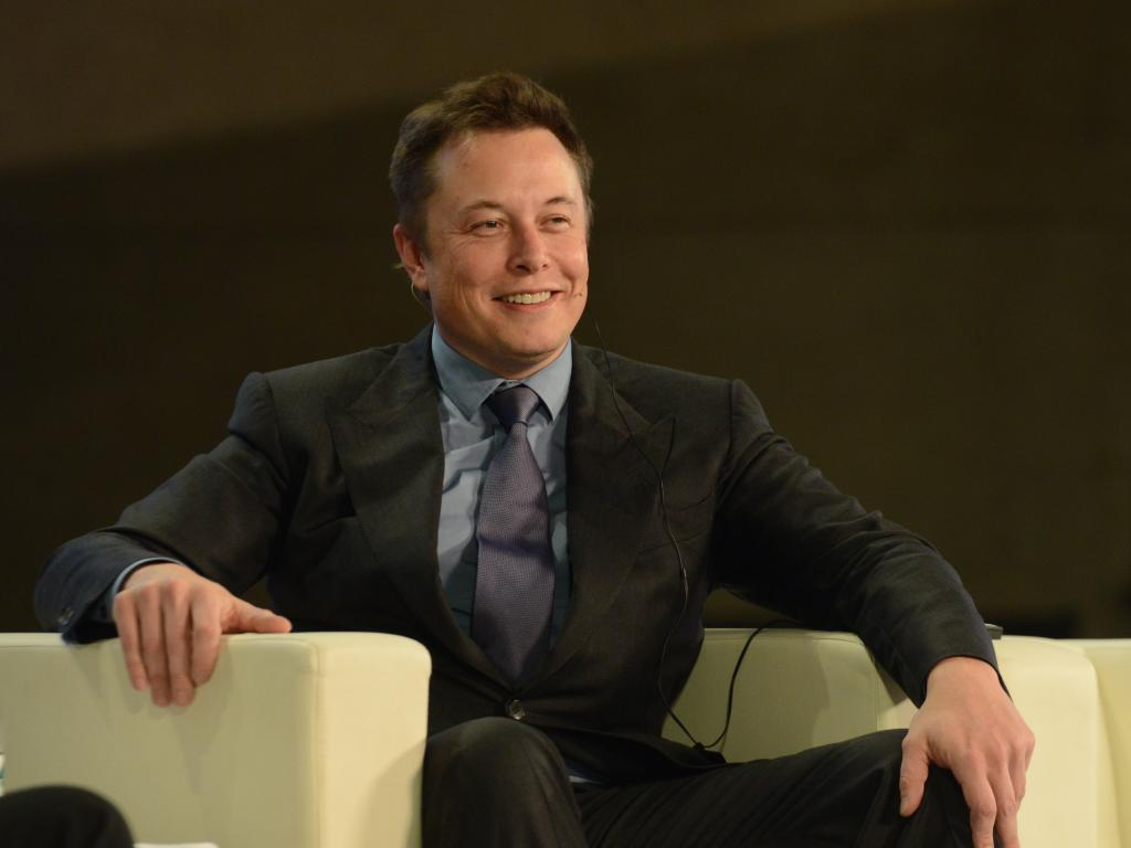 Binary options elon musk