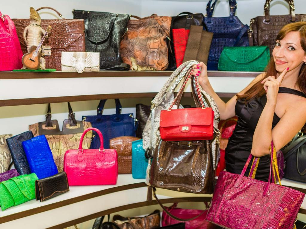Заказ брендовых сумок по интернету